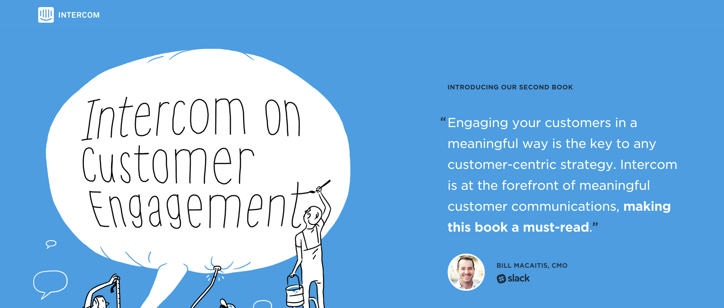 Intercom customer engagement eBook
